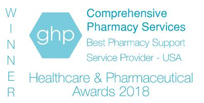 HP180046-Healthcare & Pharmaceutical  2018 Winners Logo