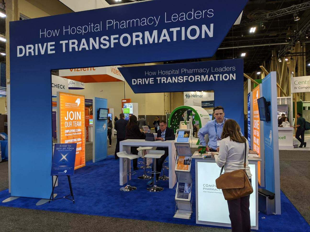 CPS ASHP Booth